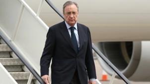 Florentino Perez Real Madrid 24102017