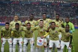 Selección Colombia Nómina vs Corea Amistoso 2019