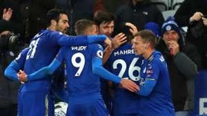 Leicester Tottenham Premier League 11282017