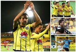 Vince Lia Wellington Phoenix A-League