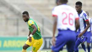 Knox Mutizwa, Golden Arrows & Mpho Matsi, Maritzburg United, January 2019