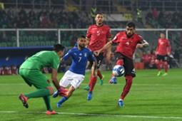 *NO GAL* Elseid Hysaj Albanien Italien