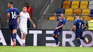 Samuel Mraz Slovakia Italy U21
