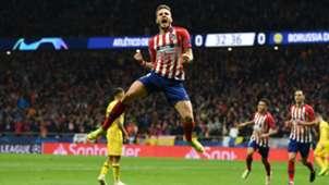 Saul Niguez Atletico Madrid BVB 06112018