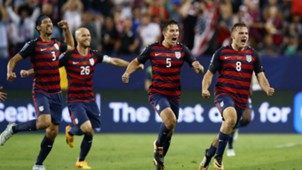 Jordan Morris USA Gold Cup final