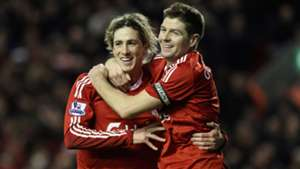 'You made all my bad passes good ones!' – Gerrard hails retiring Torres