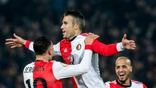 Robin van Persie, Feyenoord - Groningen, 02082018