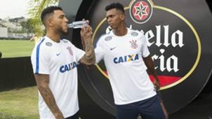 Jô e Kazim - Corinthians - 11/01/2017