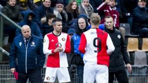 Robin van Persie, VVV - Feyenoord, Eredivisie 02042018