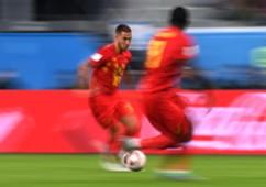 Eden Hazard France Belgium