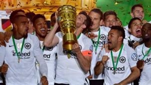 David Abraham Eintracht Frankfurt DFB Pokal 2018