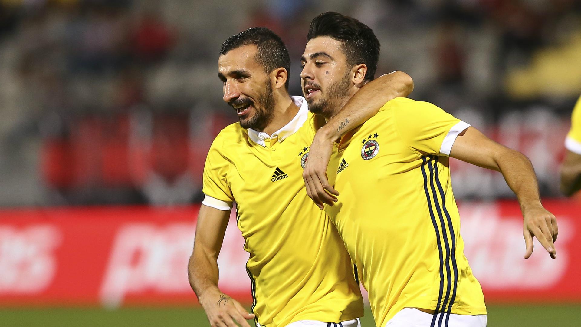 Mehmet Topal Ozan Tufan Fenerbahce