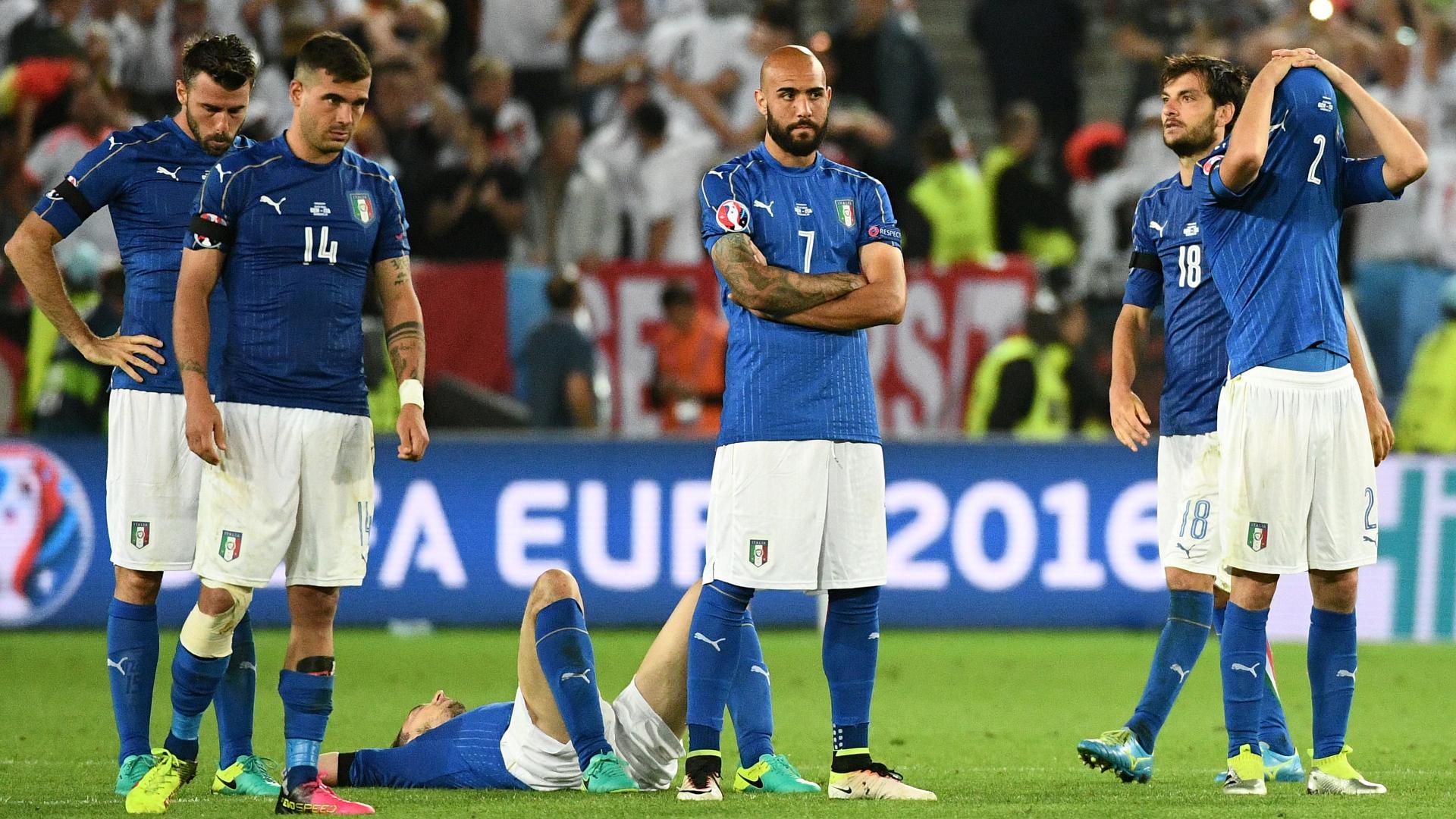 Simone Zaza Italy Euro 2016