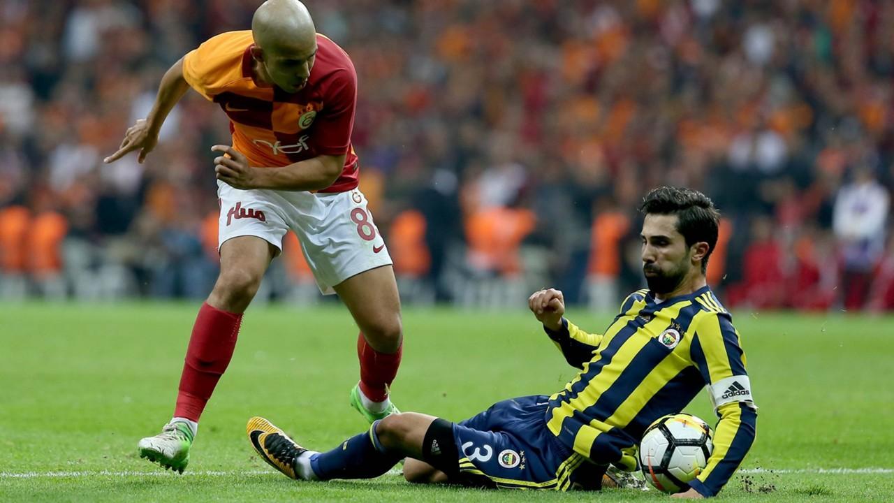Hasan Ali Kaldirim Galatasaray Fenerbahce