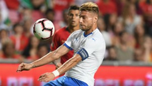 Immobile Portugal Italy Nations League