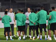 منتخب السعودية - بيتزي