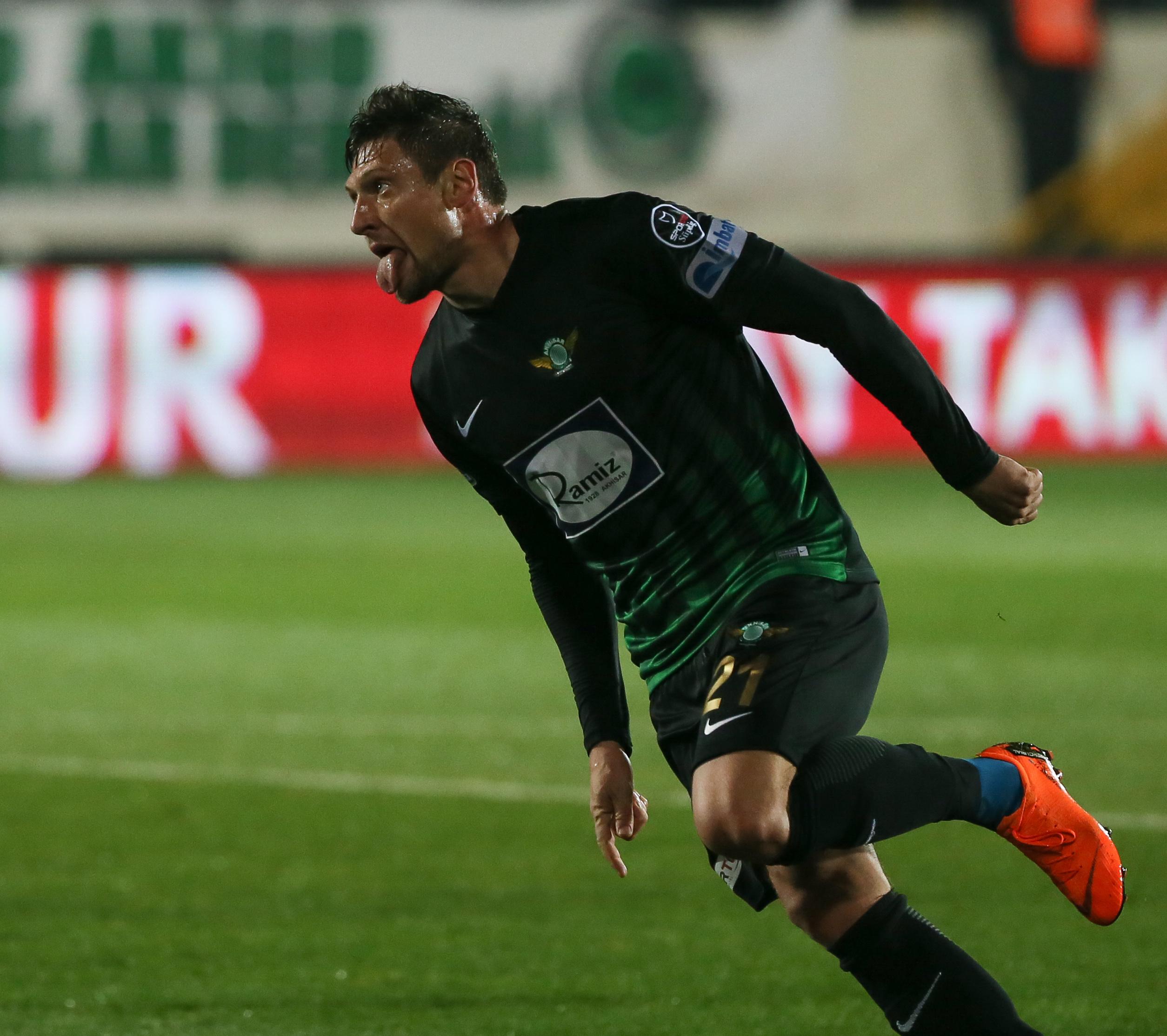 Yevhen Seleznyov Akhisarspor Konyaspor 02/23/18