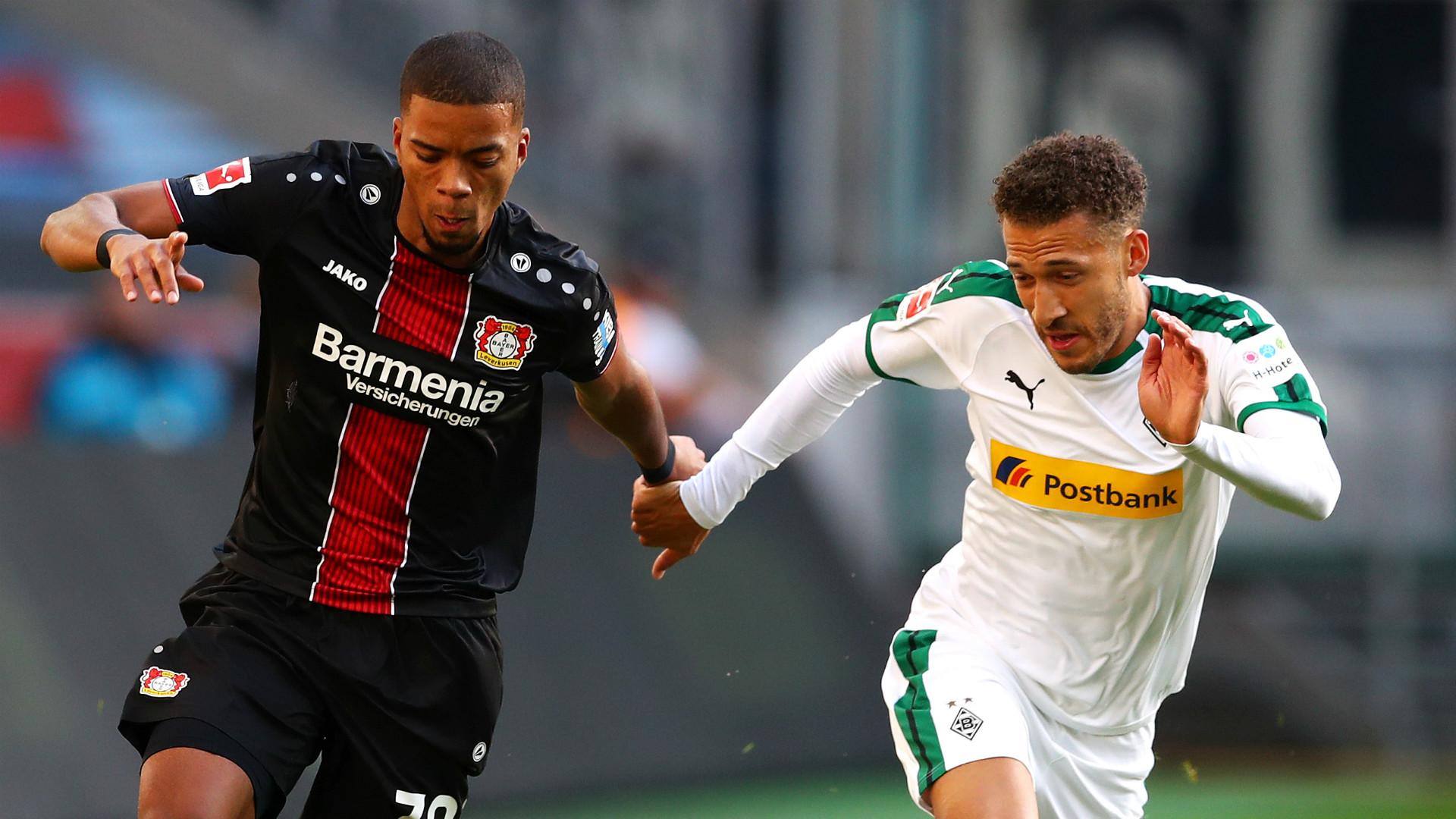 Fabian Johnson Borussia Moenchengladbach 08252018