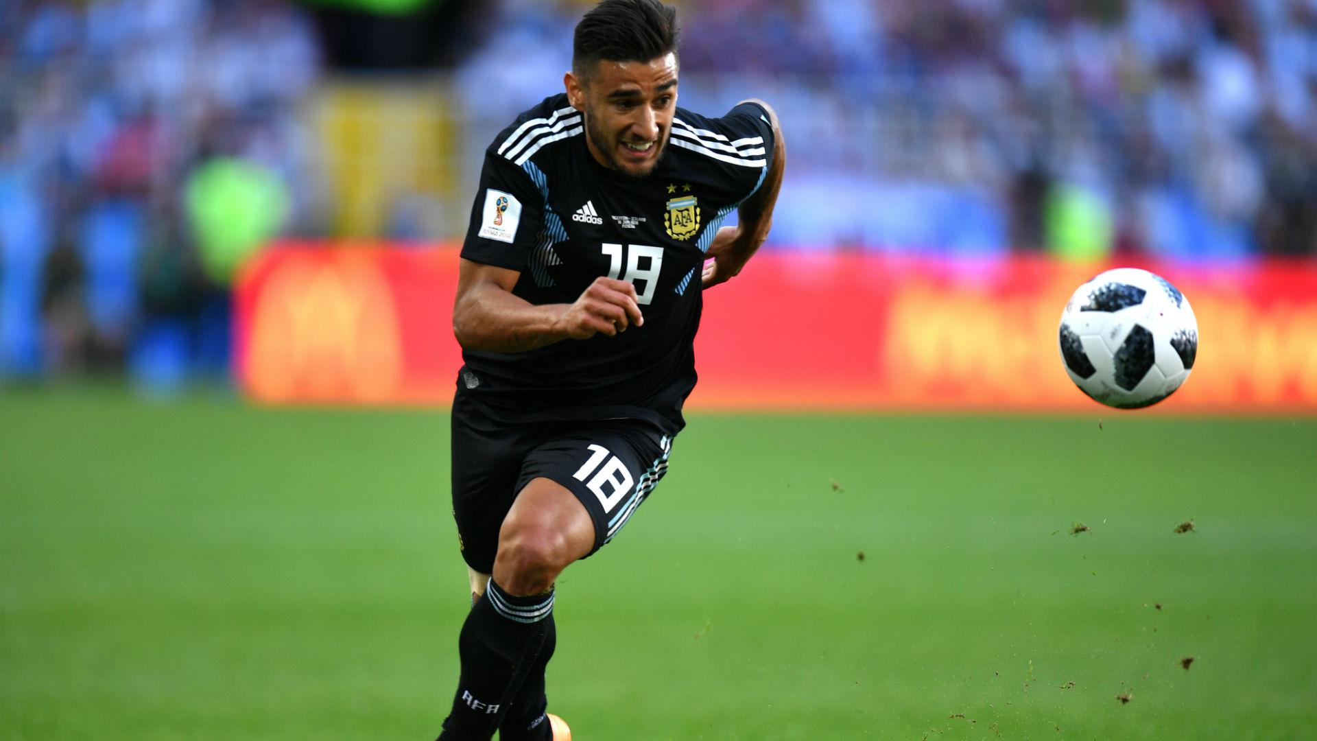 Eduardo Toto Salvio Argentina Islandia Iceland World Cup 16062018