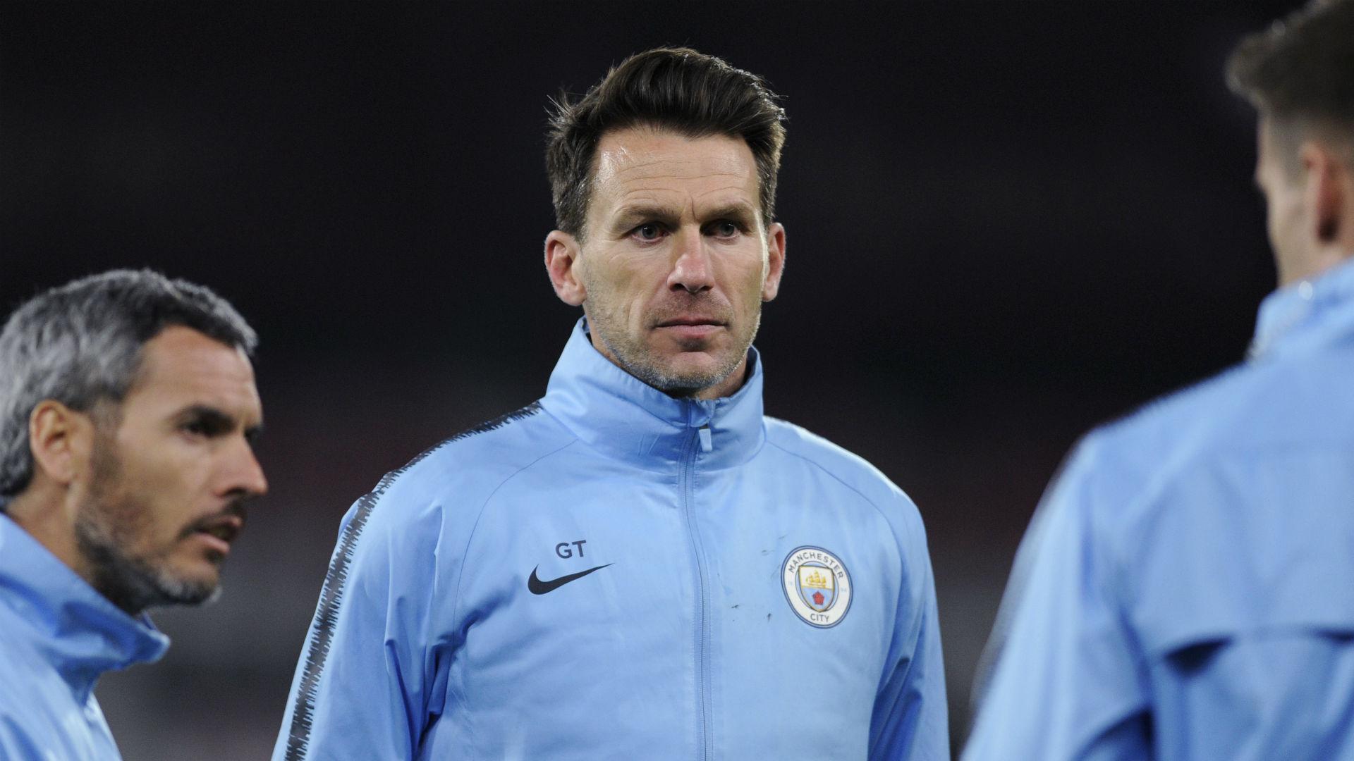Gareth Taylor Manchester City 2018-19