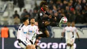 Allan Saint-Maximin Bordeaux Nice Ligue 1 28102018