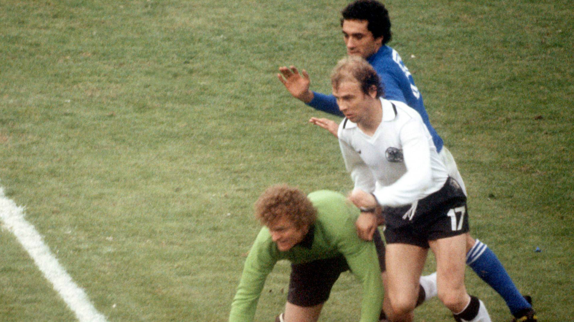 ONLY GERMANY Italy Germany World Cup 1978