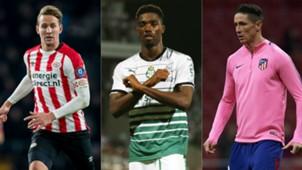 Luuk de Jong - Djaniny - Fernando Torres