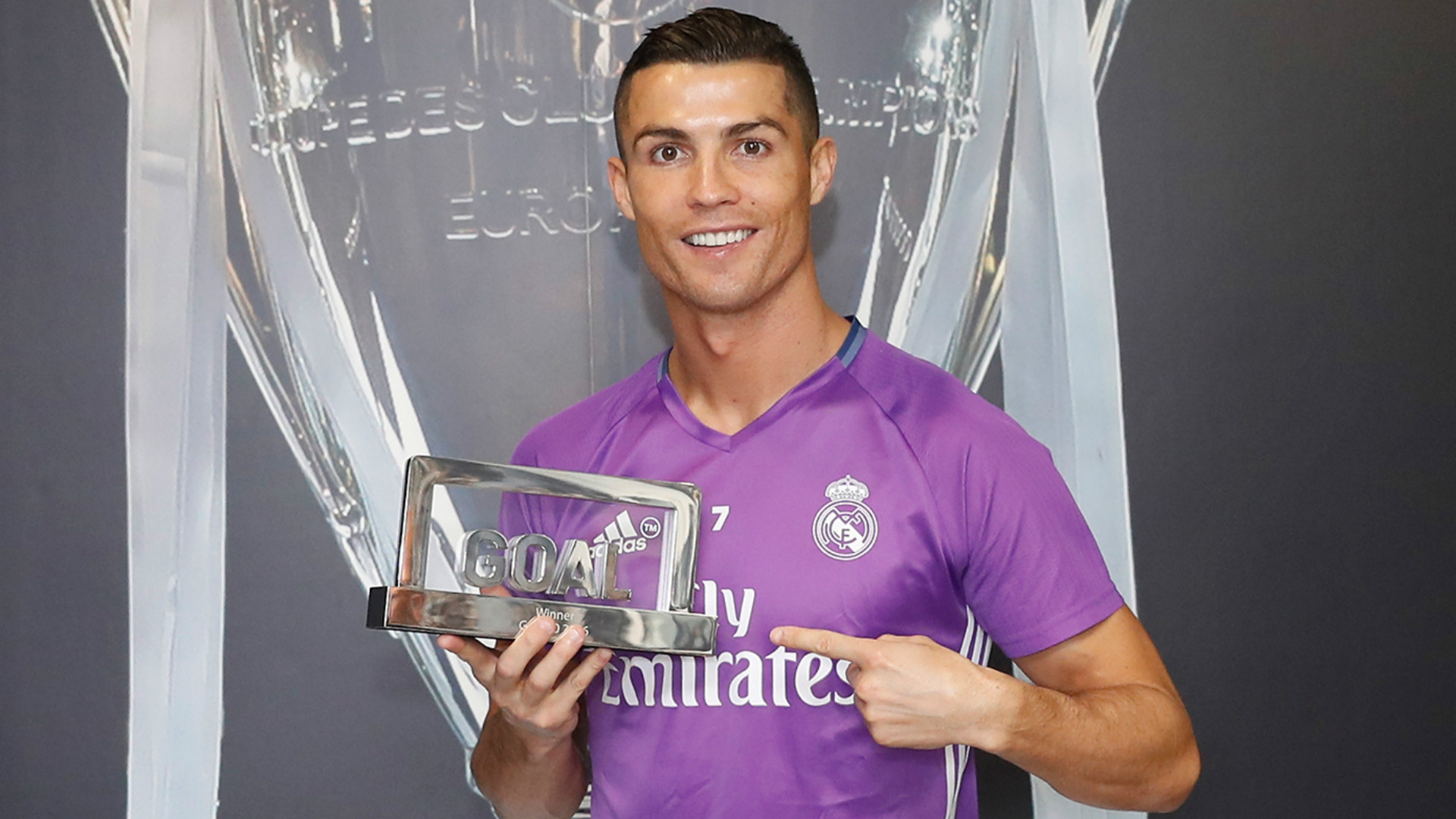 Ronaldo, Messi & the winners of the world's top individual awards from past 12 months