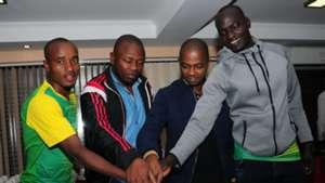 Nick Mwendwa and Kariobangi Sharks.