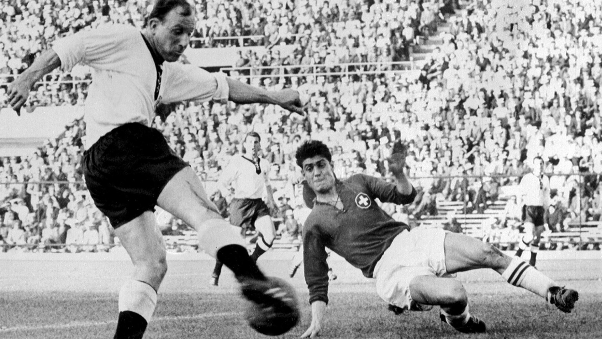 GERMANY WORLD CUP 1962
