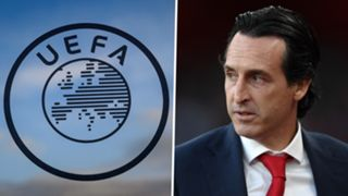 UEFA Unai Emery Arsenal