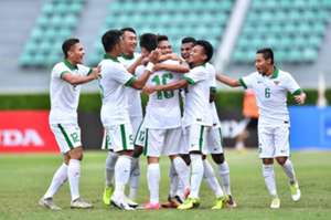 Indonesia U-22 Mongolia Piala Asia U-23