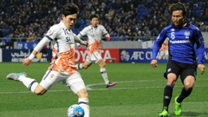 Lee Chang-min Jeju United