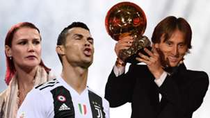 Elma Aveiro Cristiano Ronaldo Luka Modric