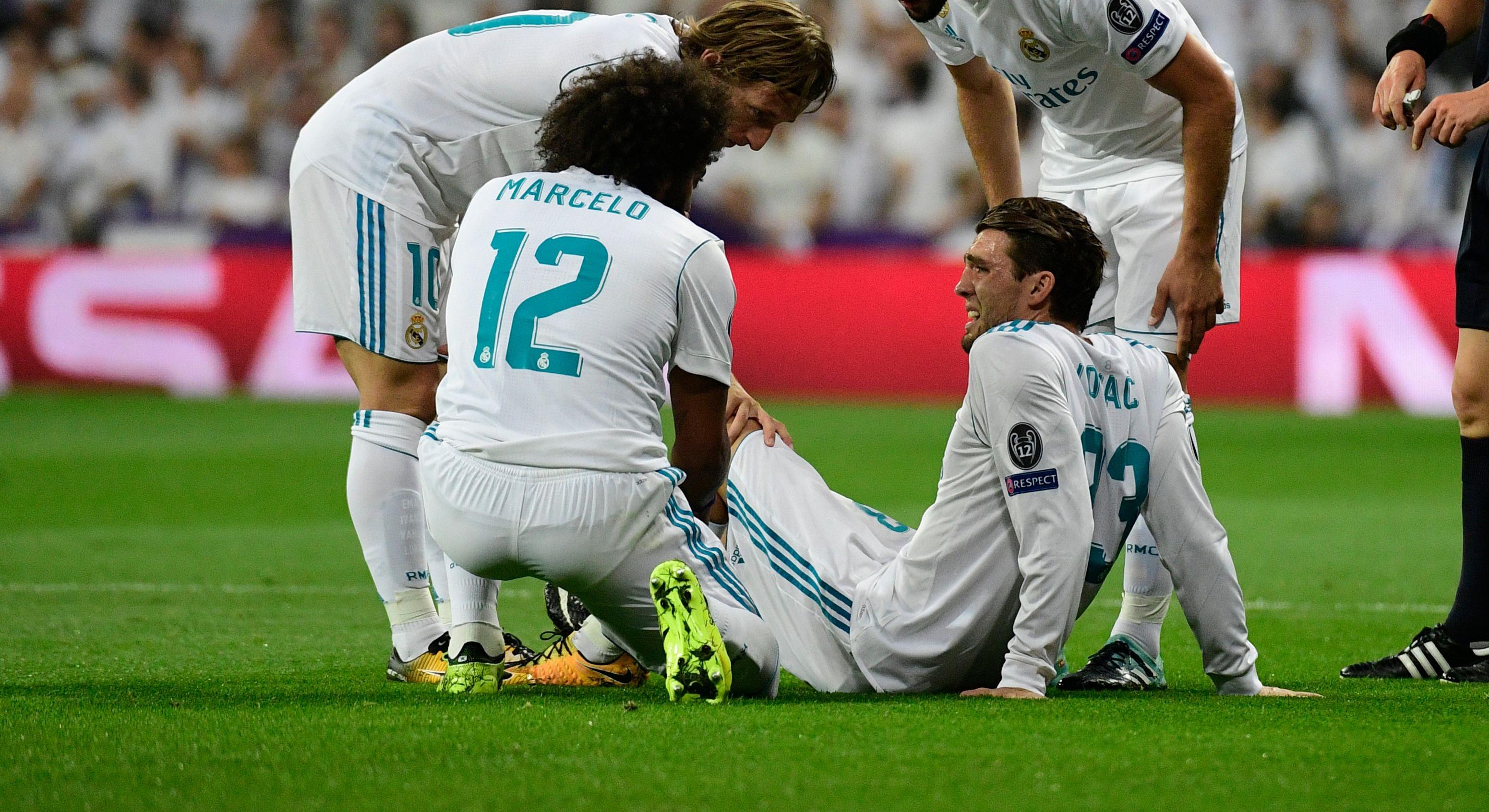 Mateo Kovacic Real Madrid APOEL