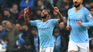 Raheem Sterling, Man City