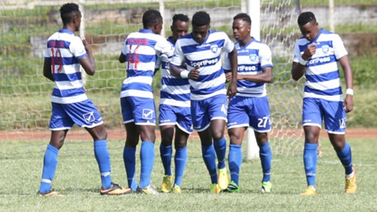 Victor Majid of AFC Leopards