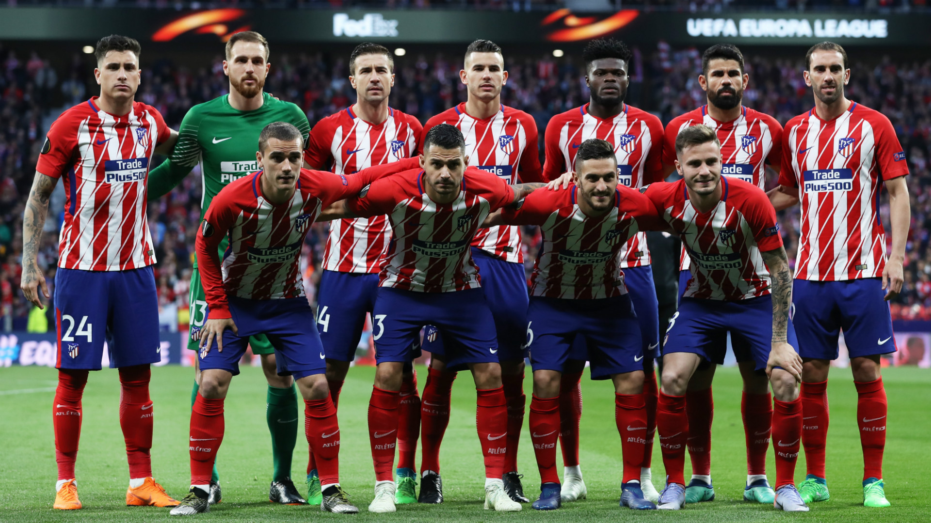 Atletico Madrid Arsenal Europa League