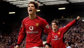 Cristiano Ronaldo Manchester United 14022004