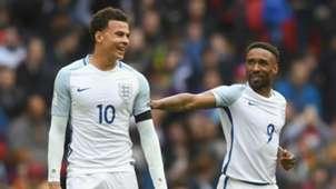 Dele Alli Jermain Defoe England