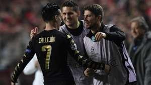 Josè Callejon Benfica Napoli Champions League