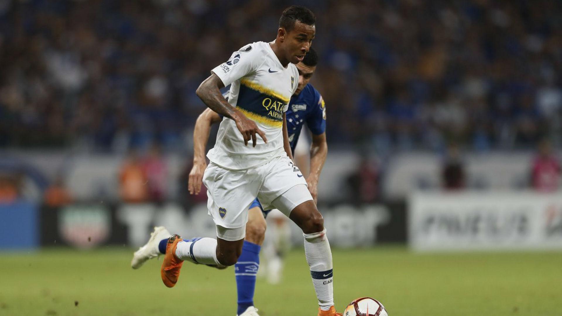 Sebastian Villa Cruzeiro Boca Copa Libertadores 041018