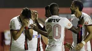 Flamengo Vitória Brasileirão 14 04 2018