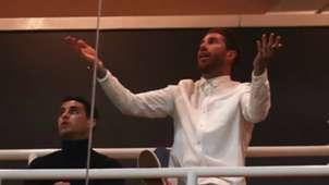 Sergio Ramos, Real Madrid - Ajax, 03052019