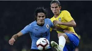 Cavani Luis Brazil Uruguay