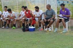 Vikrant Sharma Hindustan FC coach