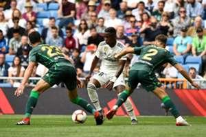 Vinicius Real Madrid Betis LaLiga