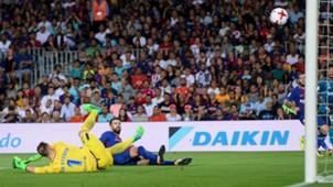 Pique Barcelona Real Madrid Supercopa España