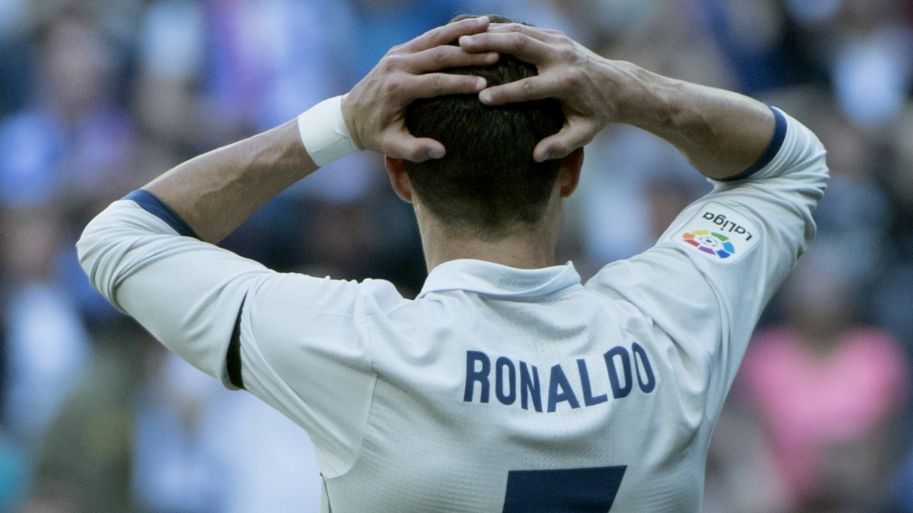 Cristiano Ronaldo in longest Champions League goal drought for eight years