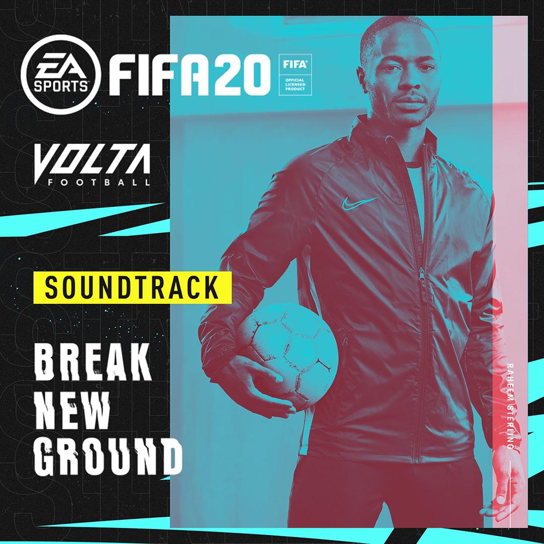 1080x1080 FIFA 20 Volta soundtrack